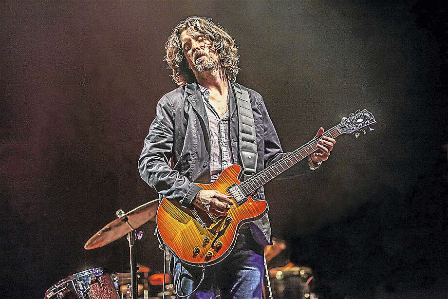 Scott Sharrard, lead guitarist and music director of the Gregg Allman Band, will make his Bridge Street debut in Collinsville on Friday, June 9. Since the Fall of 2008, Scott Sharrard has been the touring guitarist for the Gregg Allman Band. Photo: Photo By Derek McCabe