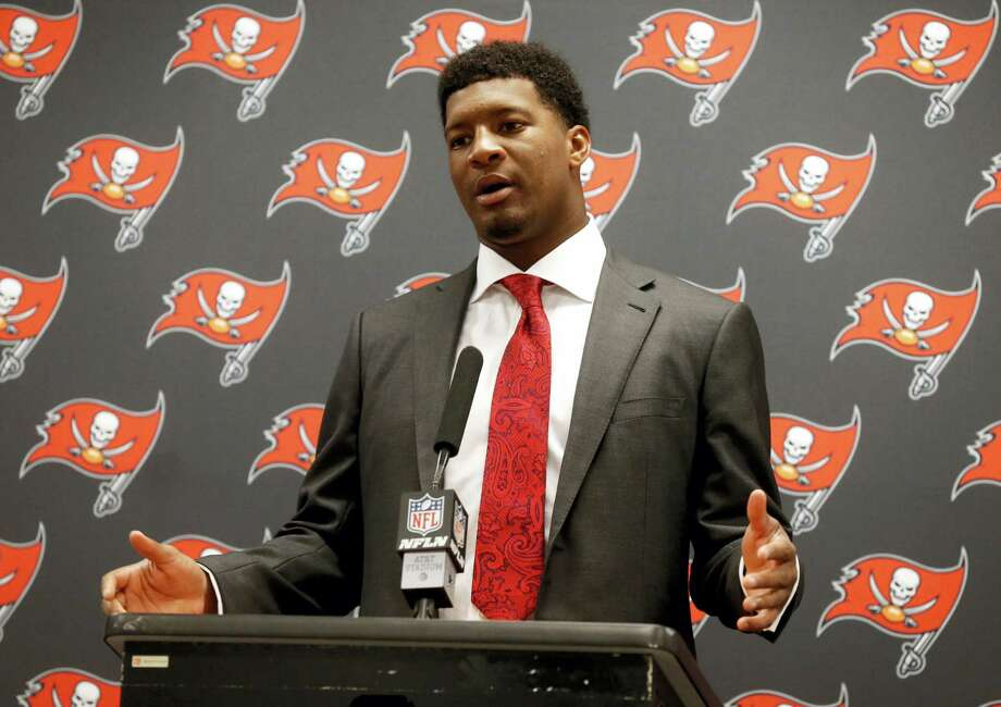 Tampa Bay Buccaneers quarterback Jameis Winston. Photo: The Associated Press File Photo  / FR171389 AP
