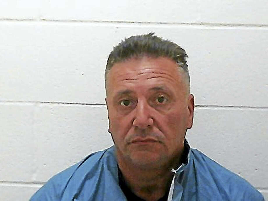 Anthony Magaraci Photo: Courtesy Of Clinton Police Dept.