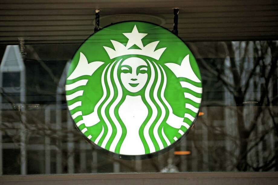 This Thursday, Jan. 12, 2017, photo shows the sign in the window of a Starbucks in Pittsburgh. Starbucks Corp. reports financial results, Thursday, April 27, 2017. Photo: Gene J. Puskar — The Associated Press  / Copyright 2017 The Associated Press. All rights reserved.