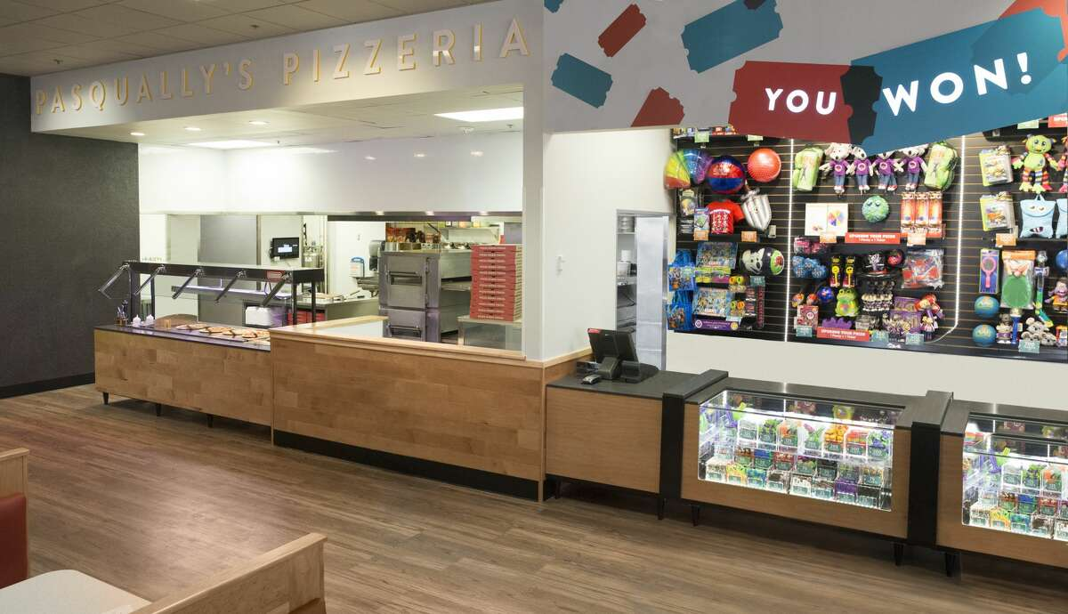 Chuck E. Cheese's recently announced the remodeling of several of its flagship stores to promote a sleeker, more adult-friendly look.