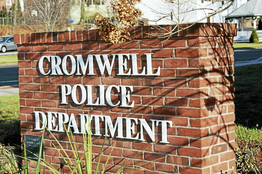 Cromwell police Photo: File Photo