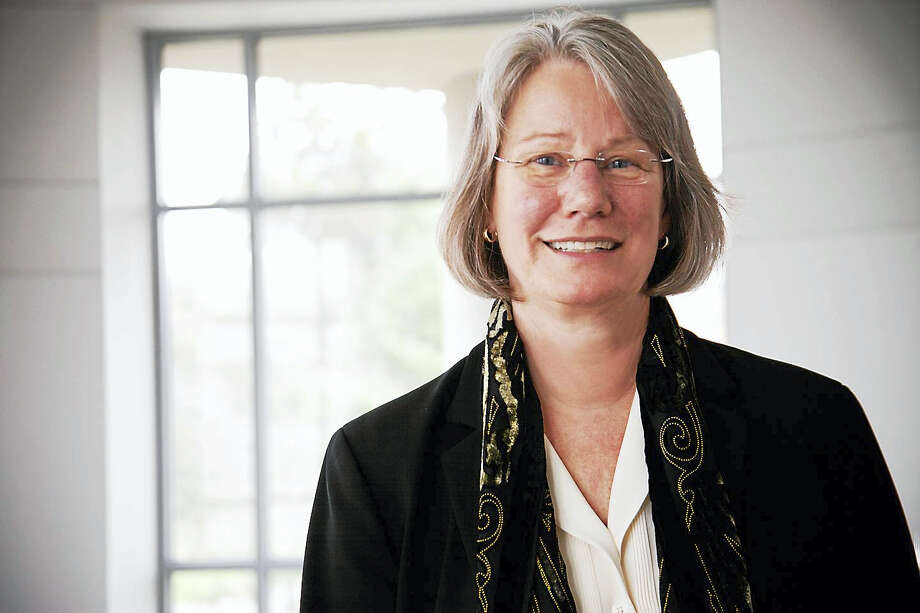 Middlesex Community College President Anna Wasescha Photo: Contributed Photo
