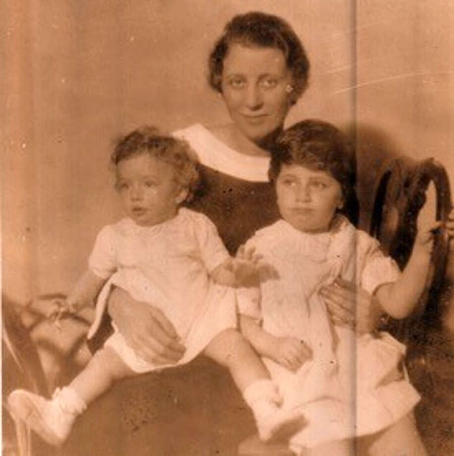 The author's grandmother, Marjorie Straus, with his mother, Margot Petrow, left, and his aunt Ann Youngwood. (Photo courtesy of Steven Petrow) Photo: Courtesy Of Steven Petrow / Courtesy of Steven Petrow