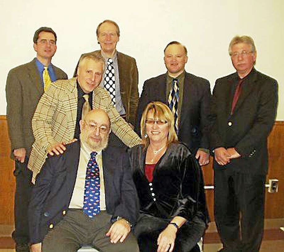 Contributed photo - The Swing LegacyThe Swing Legacy will appear at the performing arts center at Middletown High School on Sunday, Feb. 26 at 3 p.m.in a concert hosted by the Greater Middletown Concert Association. Photo: Digital First Media
