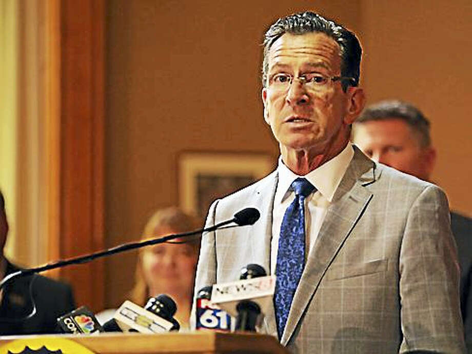Gov. Dannel P. Malloy Photo: Christine Stuart / Ctnewsjunkie