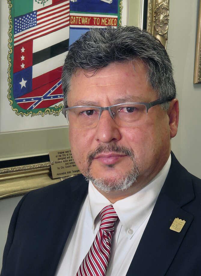 Laredo City Manager, Horacio de Leon. Photo: Cuate Santos/Laredo Morning Times