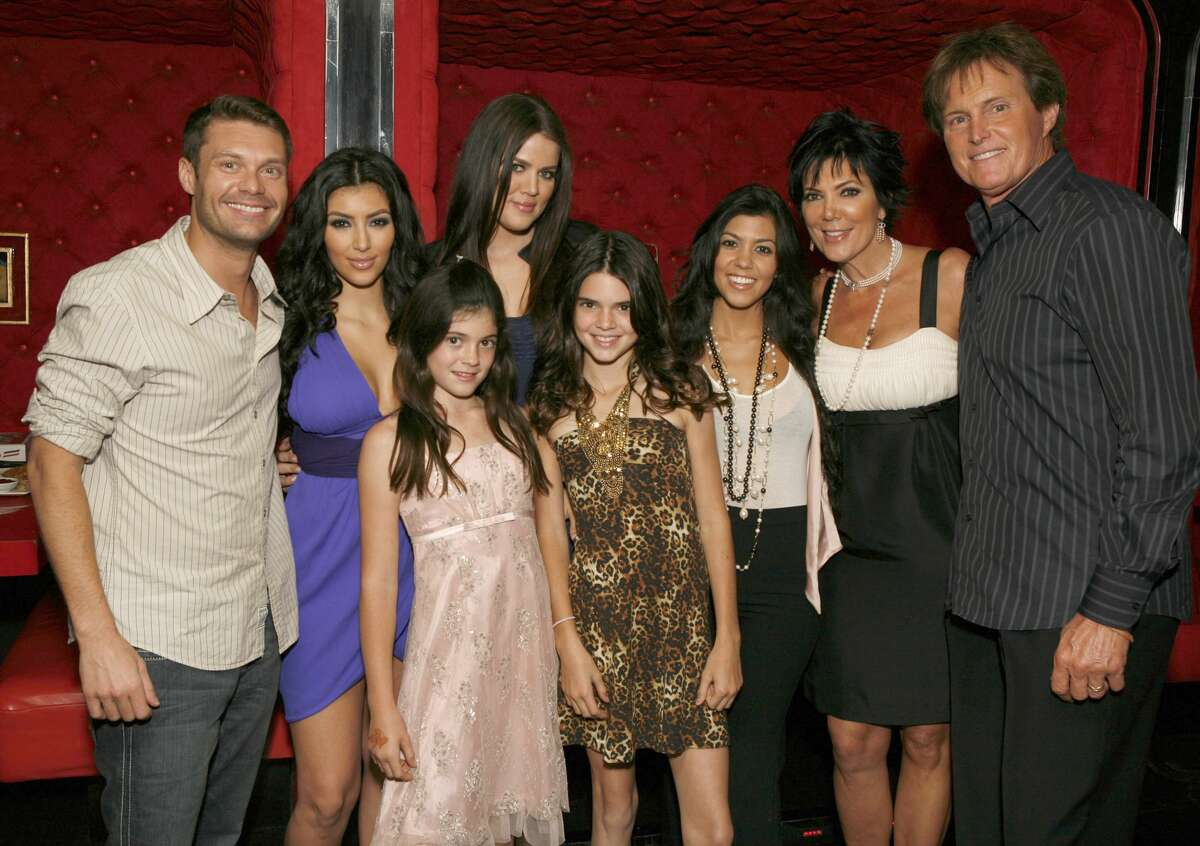 The Kardashian-Jenner clan has come a long way since this photo, taken at the 2007 watch-party premiere of 'Keeping Up With the Kardashians.' >> See how the brood has changed in the last decade...