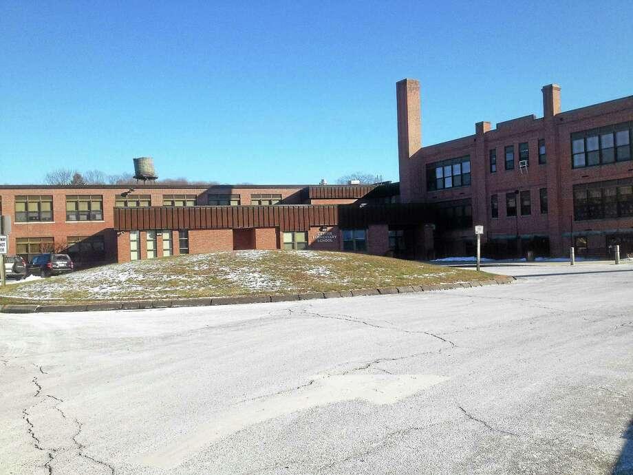 Center School in East Hampton Photo: File Photo