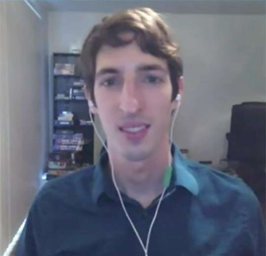 James Damore, the former Google engineer who was fired Monday after posting a missive criticizing the company's diversity programs that leaked online. Photo: YouTube