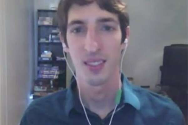 James Damore, the former Google engineer who was fired Monday after posting a missive criticizing the company's diversity programs that leaked online.