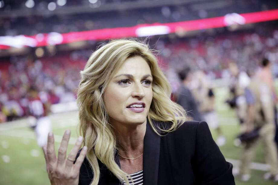 """A publicist for Erin Andrews confirmed Sunday that the 38-year-old Fox Sports sideline reporter and """"Dancing with the Stars"""" co-host married Jarret Stoll over the weekend. Photo: The Associated Press File Photo  / Copyright 2016 The Associated Press. All rights reserved."""