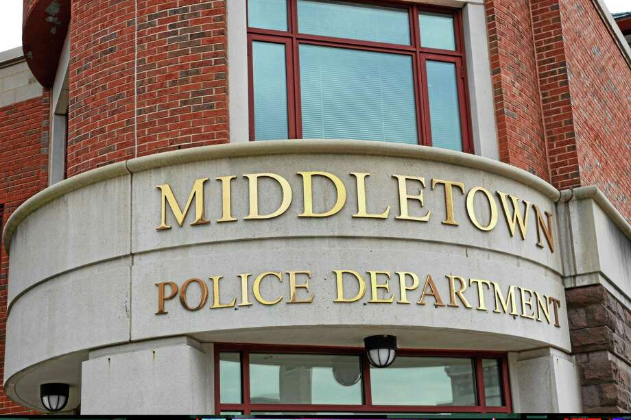 Middletown Police Department Photo: Middletown Press File Photo