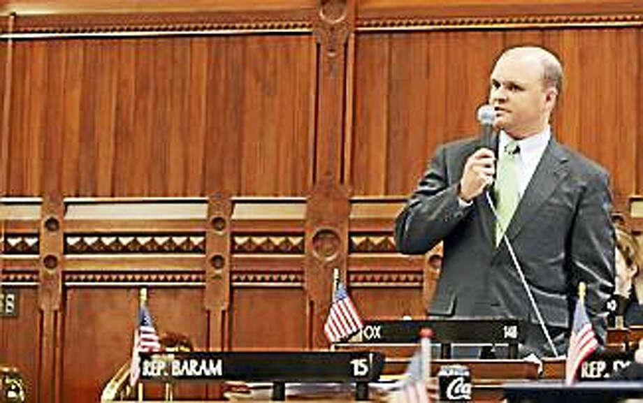 Rep. Dan Fox, D-Stamford Photo: Christine Stuart — CTNewsJunkie