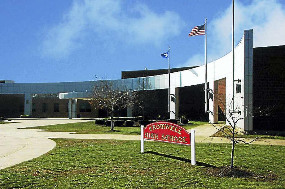 Courtesy Cromwell Schools Cromwell High School Photo: Digital First Media