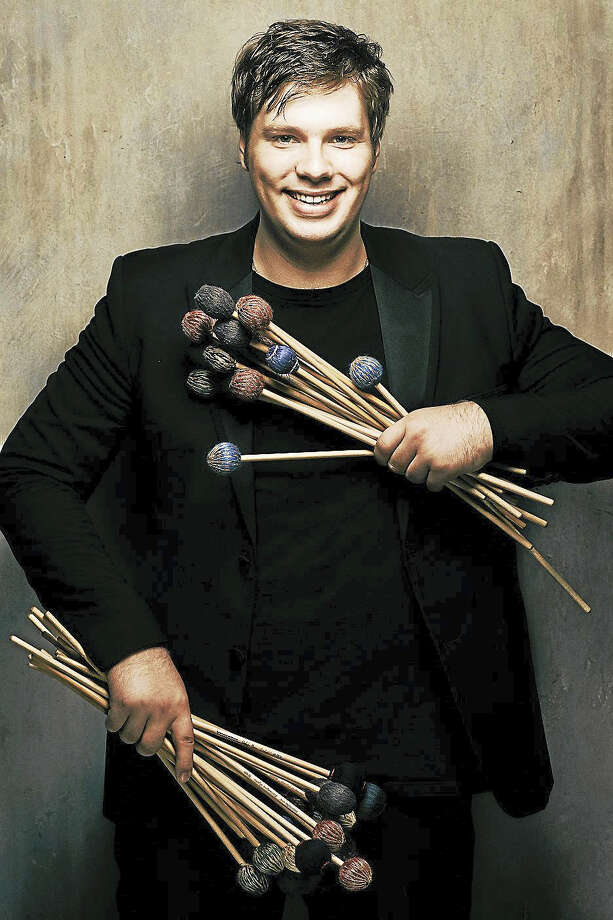 Contributed photoGuest percussionist Dmitri Nilov joins the HSO for its February concerts in Hartford. Photo: Digital First Media / daniil_rabovsky