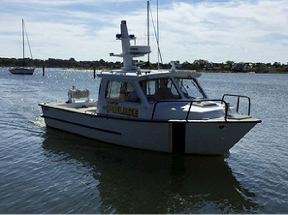 A body was found by two boaters in the Long Island Sound Saturday, June 24, 2017, according to Clinton Police. Photo: Clinton Police Department
