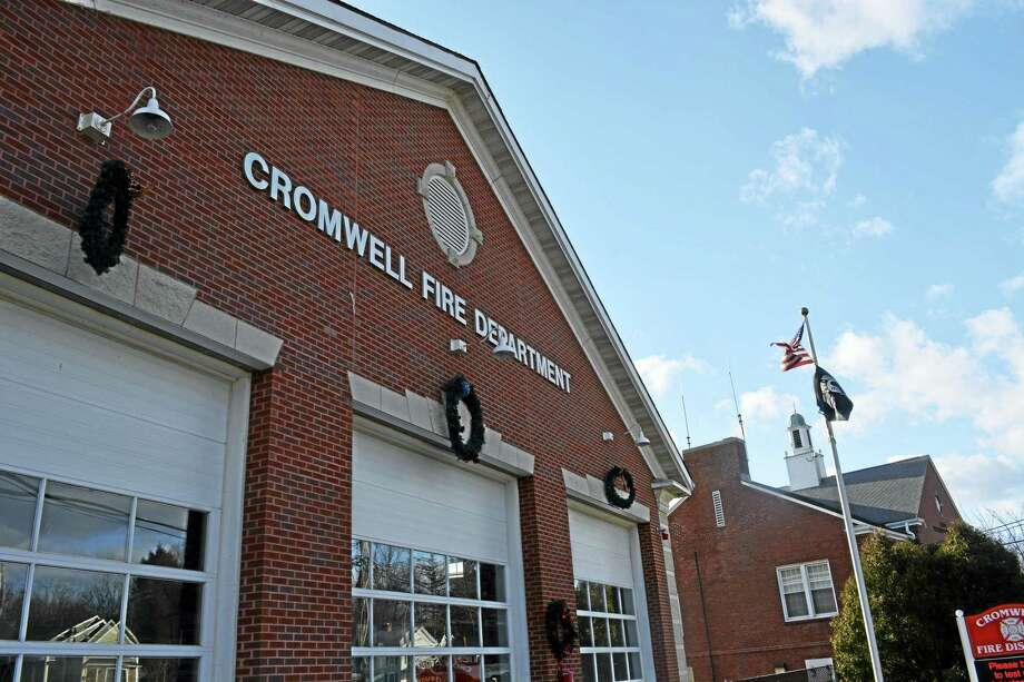 Cassandra Day - The Middletown Press Cromwell Fire Department Photo: File Photo