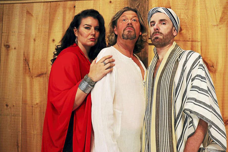 "Madison Lyric Stage presents ""Jesus Christ Superstar"" through July 30 in Madison. Photo: Photo By Cathi Bosco  / 2015"