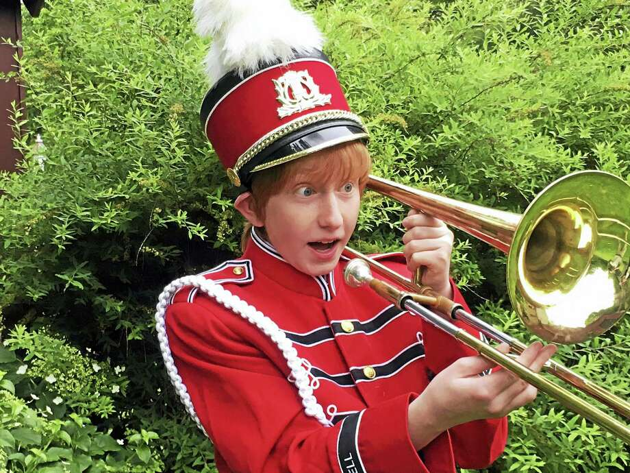 """Lief Shpittalnik of Branford plays Winthrop in """"The Music Man."""" Photo: Photos By Ray Johnston"""