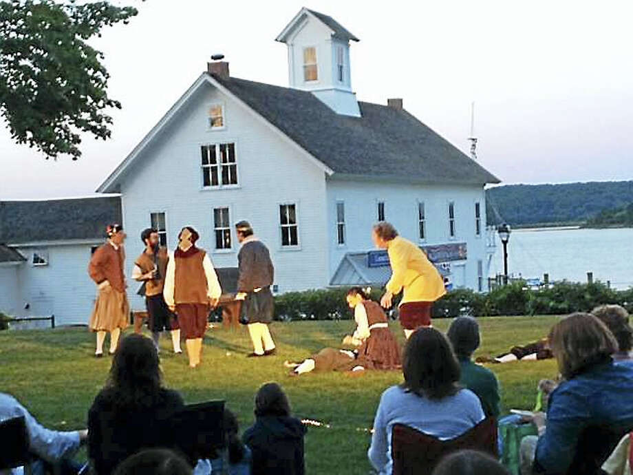 "Flock Theatre will bring Shakespeare to life on the Connecticut River Museum lawn with their performance of ""The Tempest."" Photo: Contributed Photo"