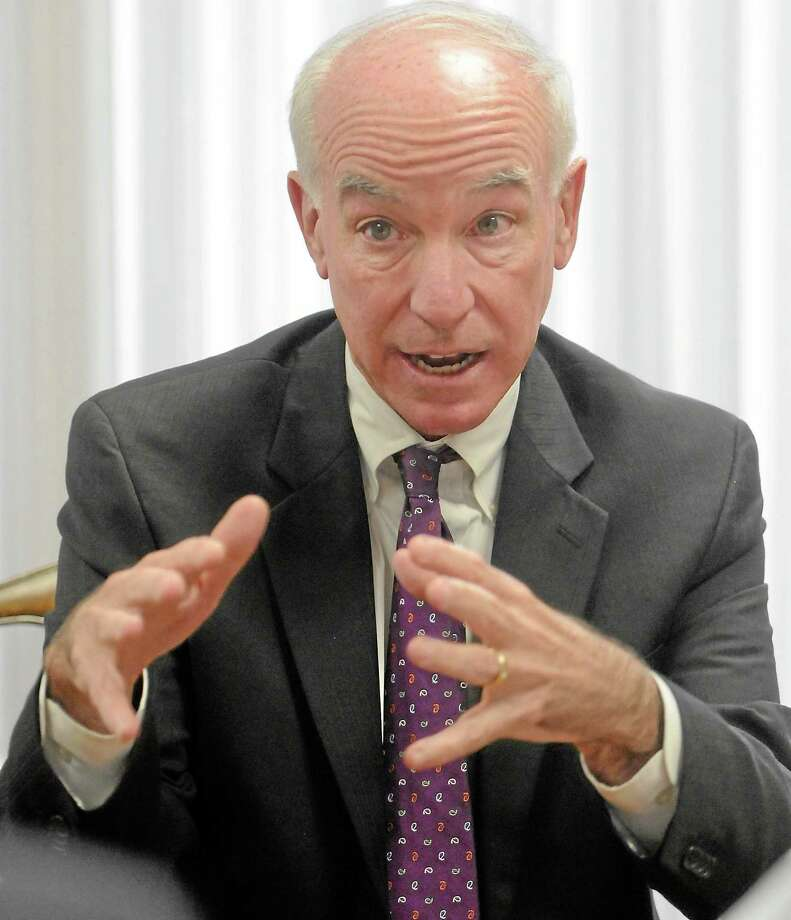 Congressman Joe Courtney, D-Conn. (Peter Hvizdak — New Haven Register) Photo: Journal Register Co.