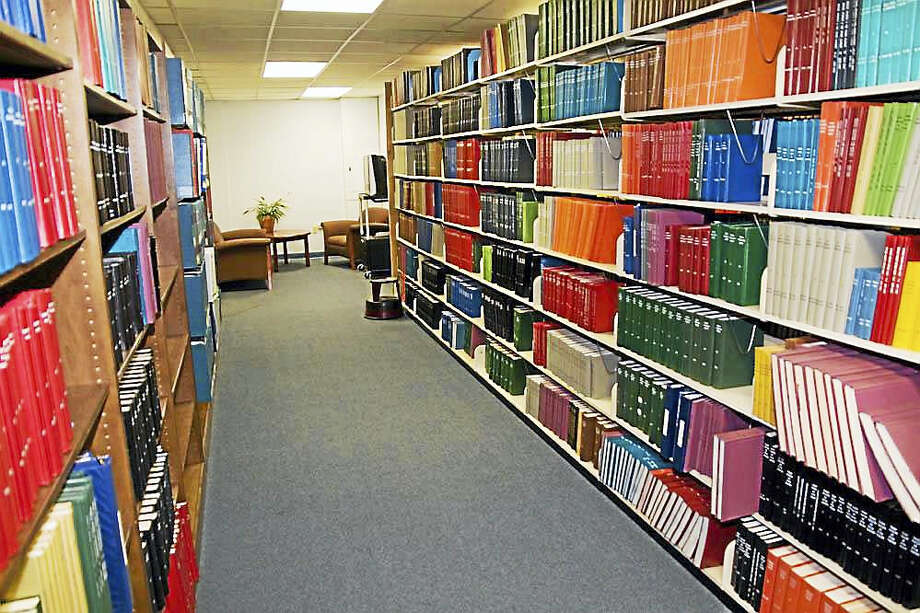 The State Education Resource Center Library in Middletown may soon move to a new location. Photo: Courtesy Photo