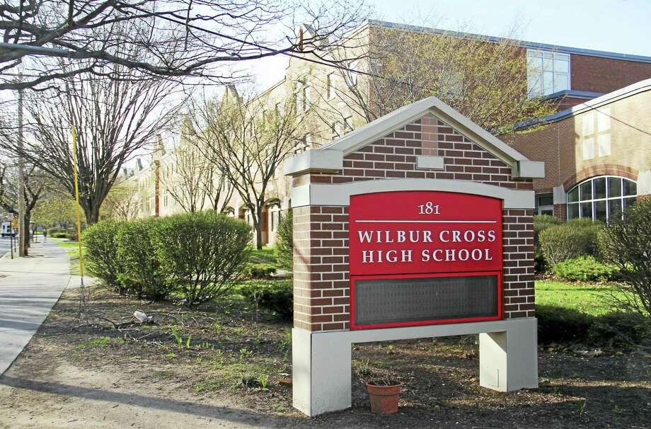 Wilbur Cross High School Photo: Digital First Media