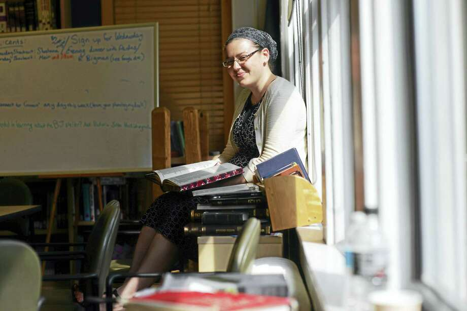 Jennifer S. Altman —The Washington Post  Maharat Ruth Balinsky Friedman is a leader at Northwest Washington's Ohev Sholom, one of the country's four Orthodox synagogues to buck the tradition's guidance by having a woman in such a role. Photo: For The Washington Post / ©Jennifer S. Altman