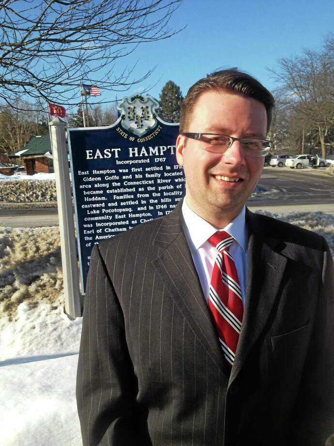 East Hampton Town Manager Michael Maniscalco Photo: File Photo