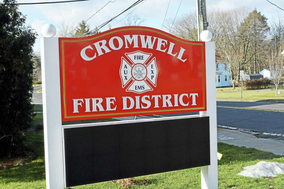 Cassandra Day - The Middletown Press Cromwell Town Hall, Police Department, Cromwell Belden Public Library Cromwell Fire Photo: File Photo