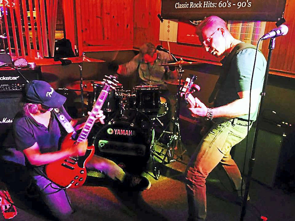 The Back in the Day band will play as part of this weekend's festivities during the Greater Middletown Relay For Life at Middletown High School. The event raises funds for the American Cancer Society.