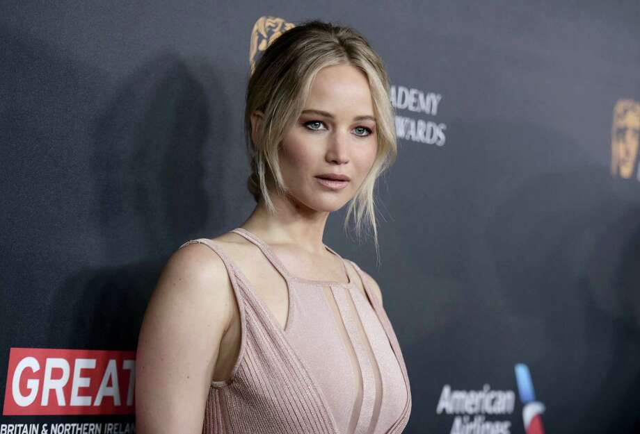 In this Oct. 28, 2016, file photo, Jennifer Lawrence arrives at the BAFTA Los Angeles Britannia Awards at the Beverly Hilton Hotel in Beverly Hills, Calif. Lawrence acknowledged on May 17, 2017, that a tabloid site'Äôs video of her dancing on a stripper pole is the real thing, but the actress says she'Äôs not sorry about it. Photo: Photo By Richard Shotwell/Invision/AP, File   / Invision