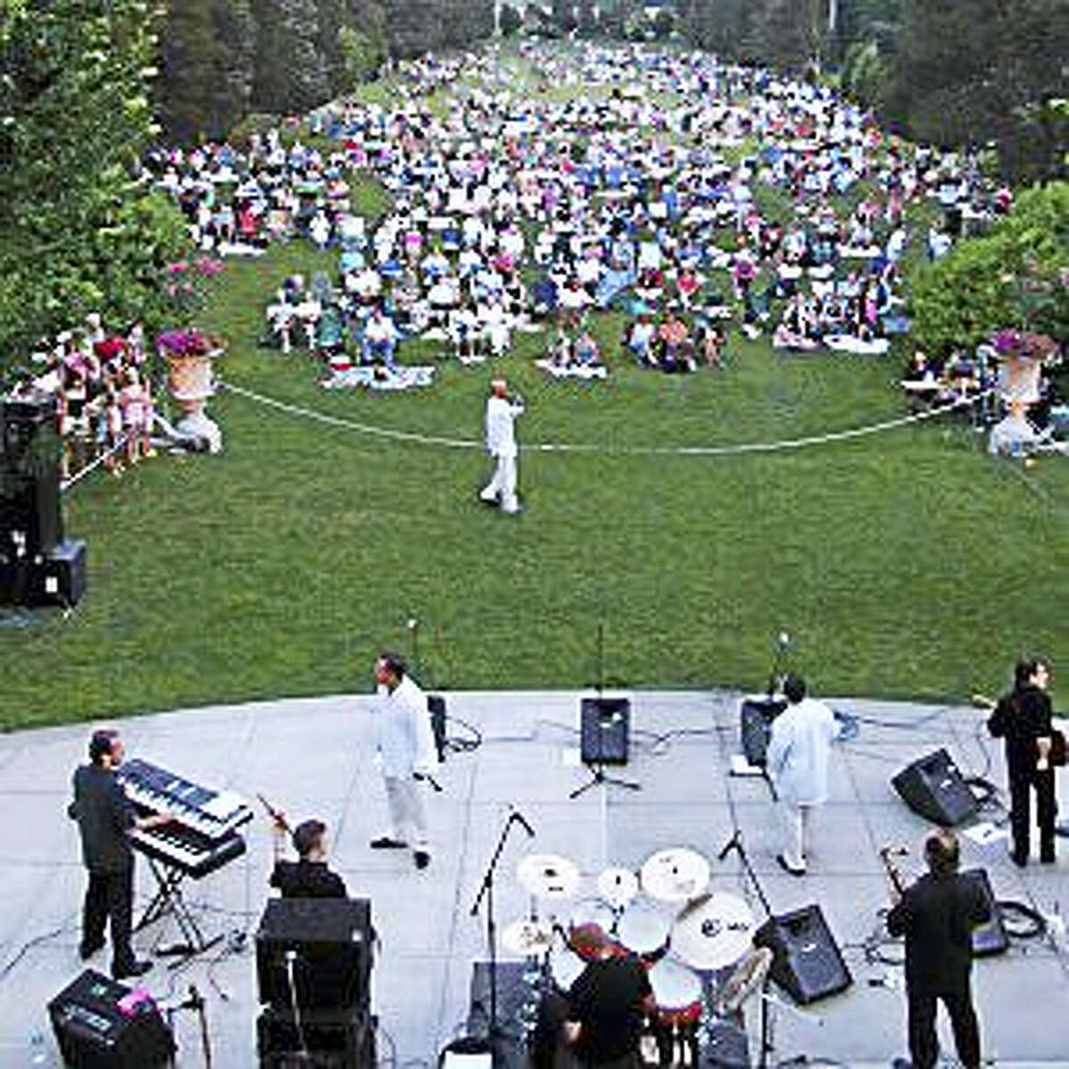 Wadsworth Mansion's Music at the Mansion concert series returns for the summer in July.