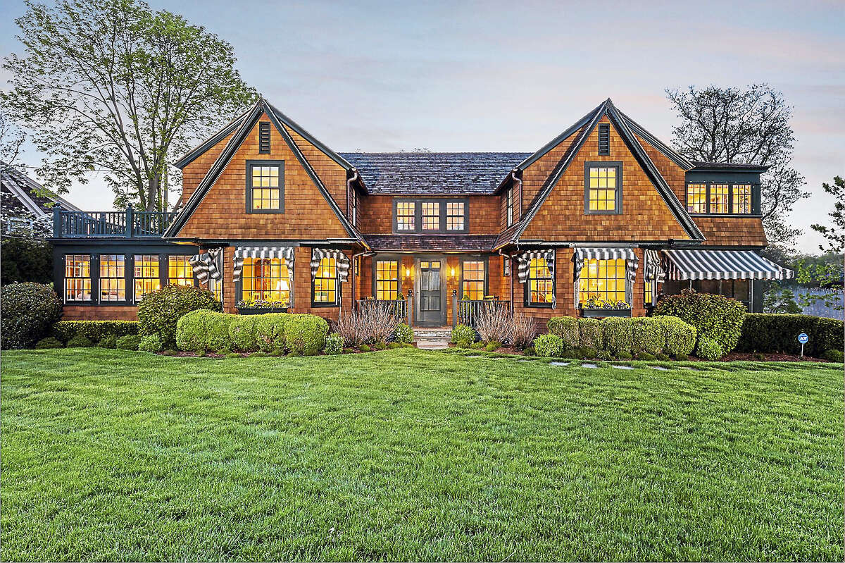A shingle-style beach cottage built in 1922 and designed for Alexander Calder and his family is part of the Tour of Remarkable Homes, hosted by the Madison Historical Society.
