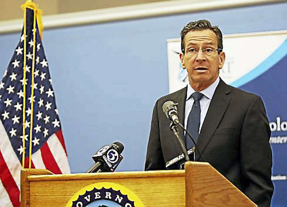 Gov. Dannel P. Malloy Photo: Christine Stuart — Ctnewsjunkie