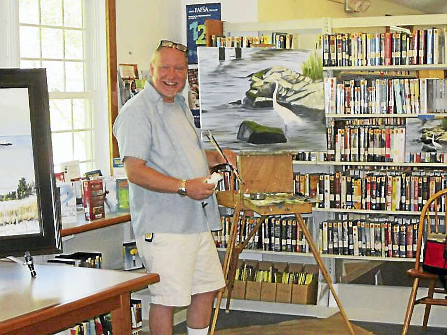 The Acton Public Library, 60 Old Boston Post Road Old Saybrook, presents an exhibit of oil paintings by Daniel Dahlstrom of Chester. Mr. Dahlstrom brings his works to the library gallery and the second floor Grady Thomas room through January 25. On January 21, at 11 a.m., Mr. Dahlstrom will host a meet and greet featuring a demonstration of his painting.   For further information, please call 860-395-3184, Photo: Digital First Media