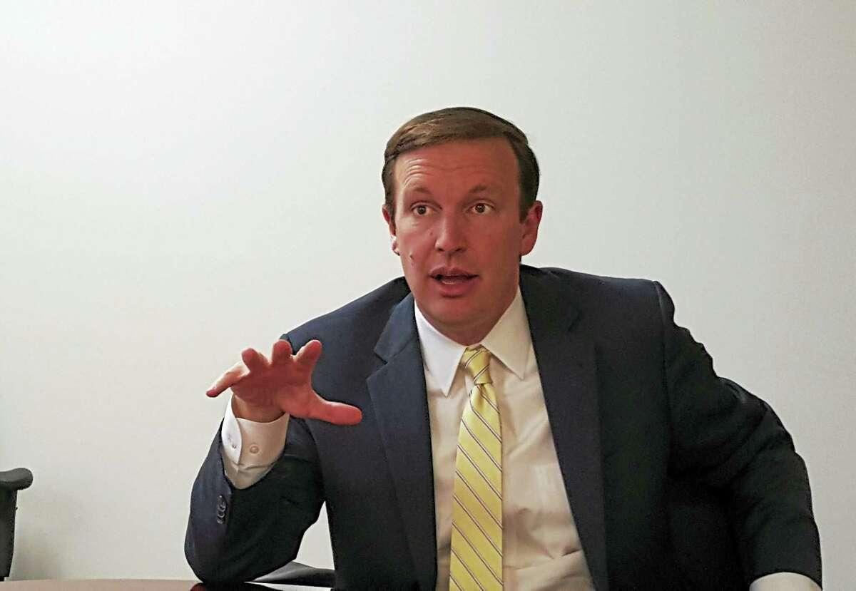 U.S. Sen. Chris Murphy, D-Conn.