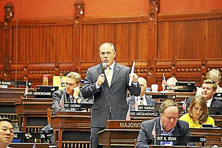 House Speaker Joe Aresimowicz Photo: Christine Stuart — CT News Junkie