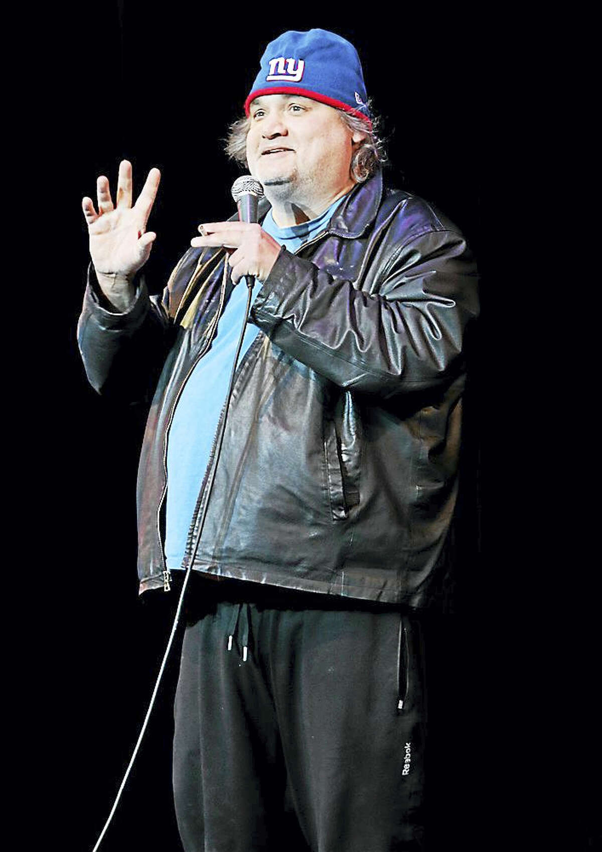 Photo by John Atashian Comedian, actor, author, and radio & podcast host Artie Lange, best known for his tenures on The Howard Stern Show and Mad TV, is shown performing on stage during an appearance at Foxwoods Resort Casino in Mashantucket on Jan. 27.
