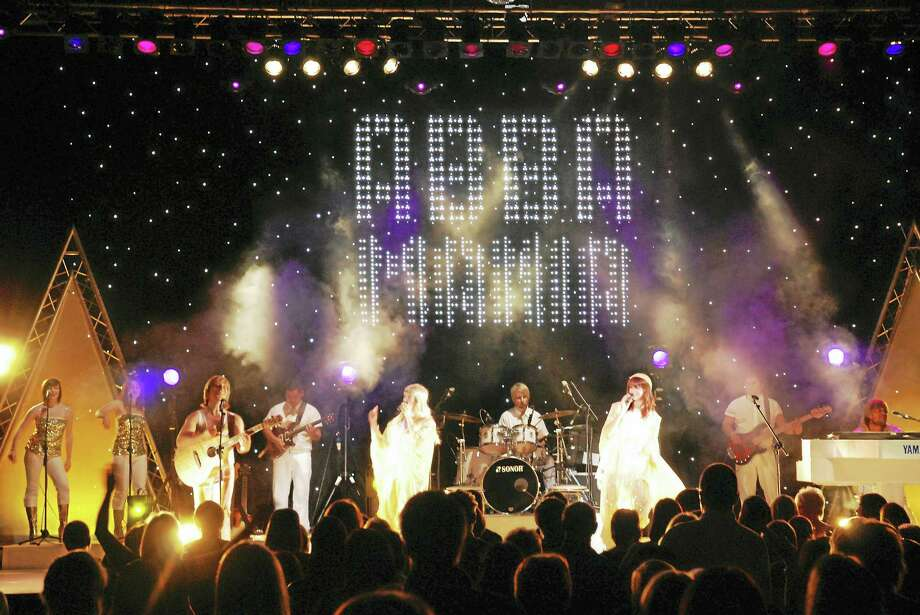 ABBA MANIA pays tribute to the Swedish supergroup at the Palace Theater on Feb. 10. Photo: Contributed Photo