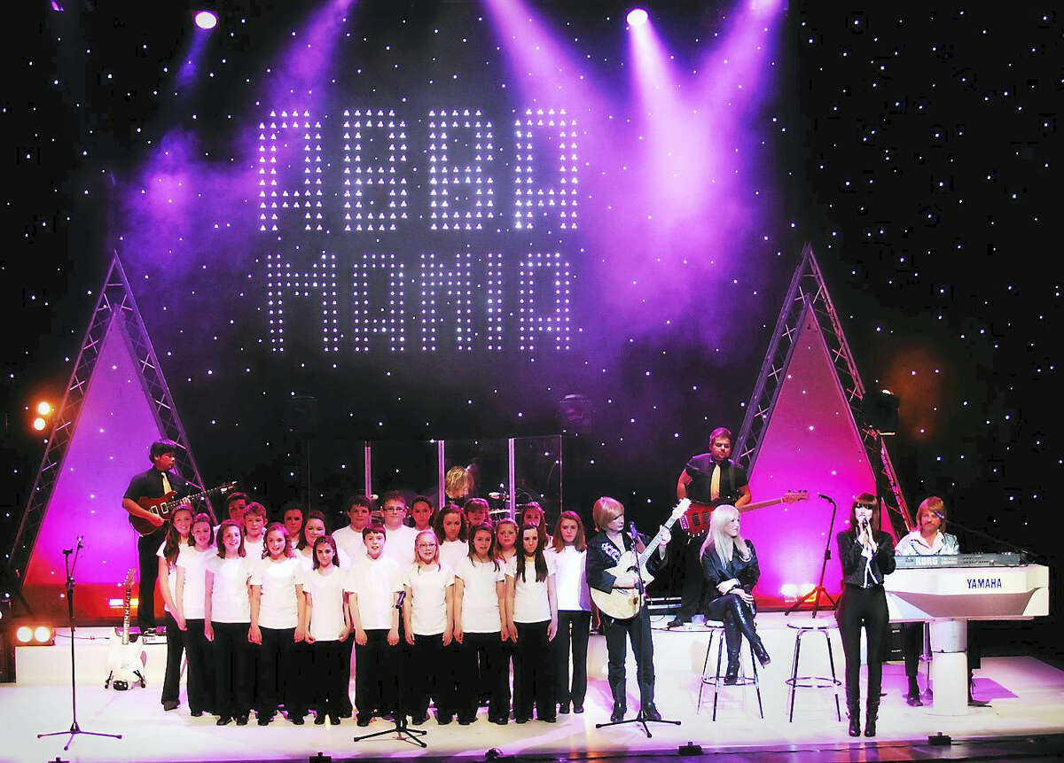 The tribute band ABBA MANIA will perform at the Palace Theater in Waterbury on Friday, Feb. 10.