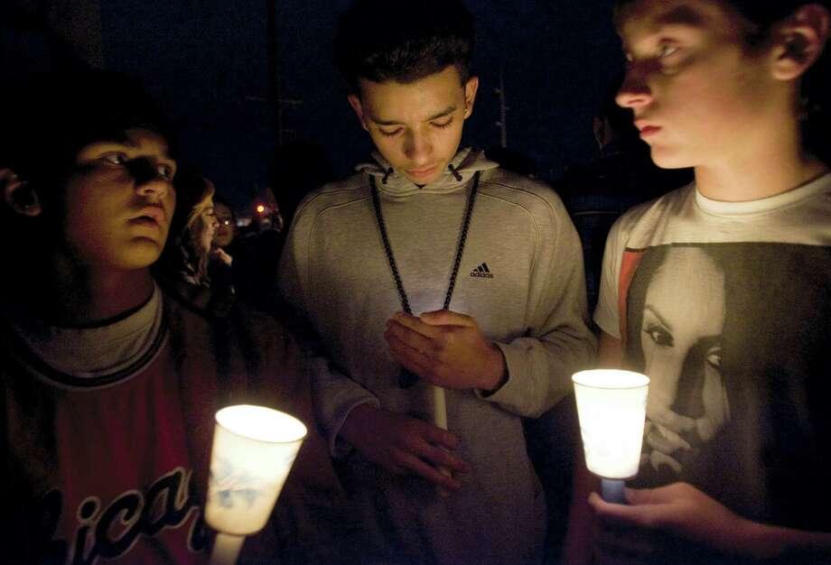 (AP Photo/The Salt Lake Tribune, Kim Raff) Photo: AP / The Salt Lake Tribune