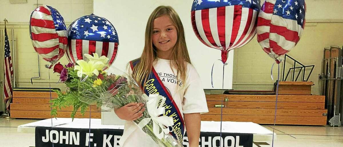 Jessica Brocksom (photo courtesy of Milford Board of Education)