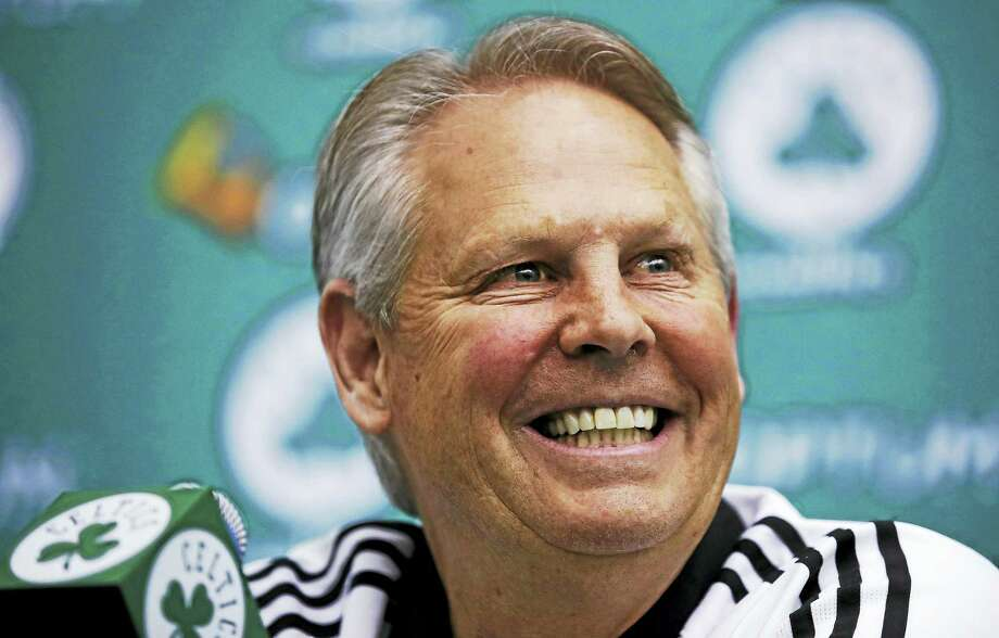 Boston Celtics president of basketball operations Danny Ainge. Photo: The Associated Press File Photo  / Copyright 2017 The Associated Press. All rights reserved.