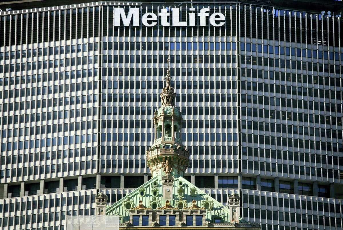 The MetLife skyscraper in New York.