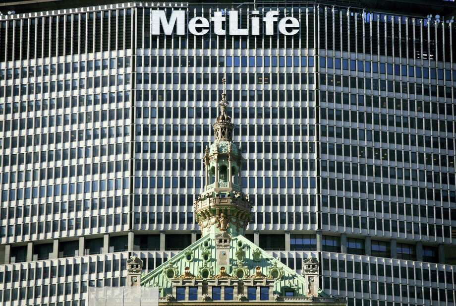The MetLife skyscraper in New York. Photo: Mark Lennihan — AP File Photo / AP