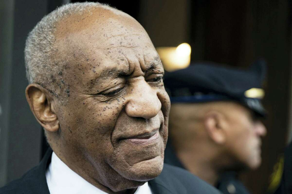AP Photo/Matt Rourke Bill Cosby exits the Montgomery County Courthouse after a mistrial in his sexual assault case in Norristown, Pa., Saturday, June 17, 2017. Cosby's trial ended without a verdict after jurors failed to reach a unanimous decision.