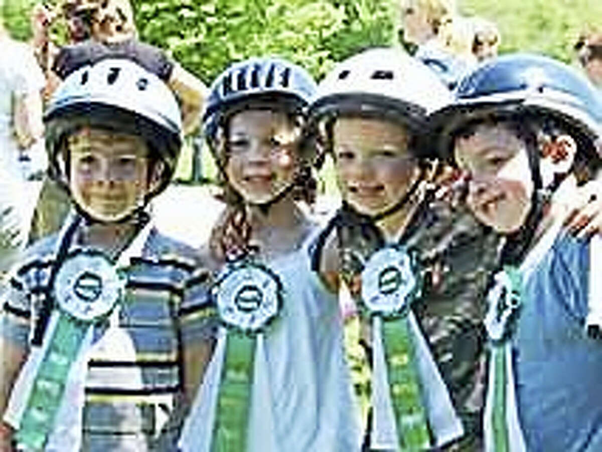 High Hopes Therapeutic Riding in Old Lyme will celebrate its students' achievements during its annual Horse Show Days, May 20-26.