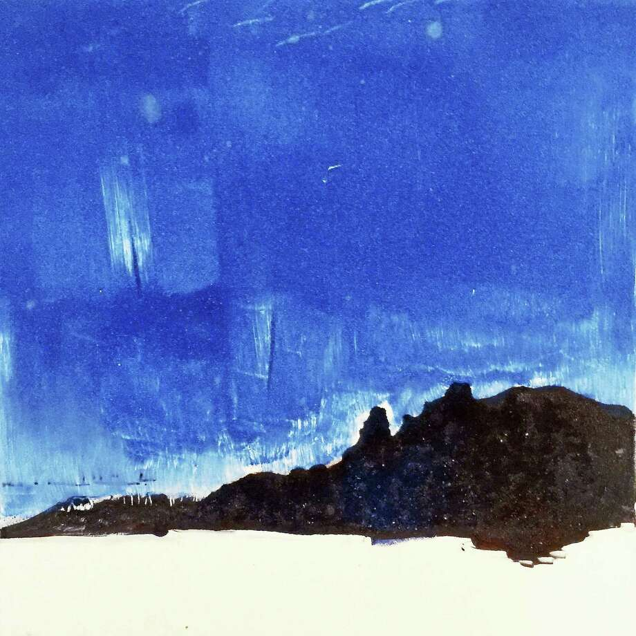 """A new show, """"Blue,"""" showing monotype prints by Elvira Ormaechea, Elizabeth Gourlay and Pat Smith at the Lori Warner Gallery opens Friday, May 19 with a reception from 5-8 p.m. The show continues until July 10. Photo: Contributed Photos"""